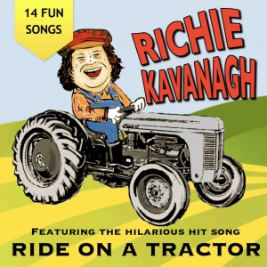 Ride Tractor